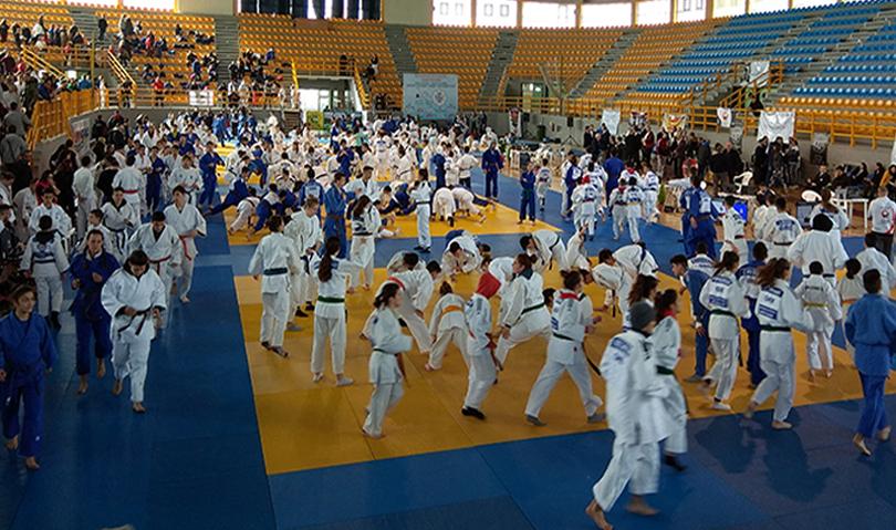 Η νέα γενιά του ελληνικού τζούντο έλαμψε στα πανελλήνια πρωταθλήματα της Ξάνθης