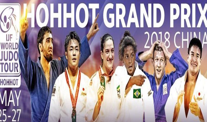 H κλήρωση των Ελλήνων στο Hohhot Grand Prix 2018