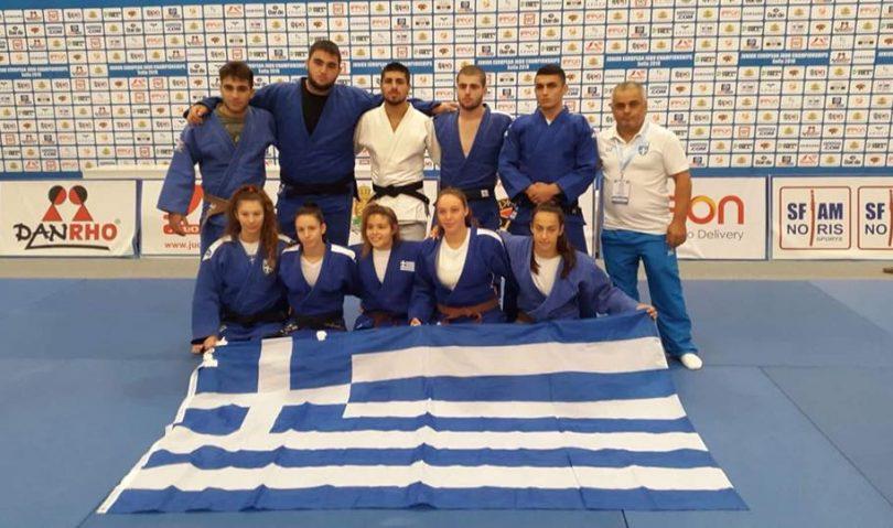 Junior European Championships 2018: Η ελληνική παρουσία στο ομαδικό μικτό
