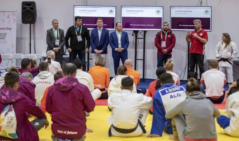 Στο Μπουένος Άιρες ο Ηλίας Ηλιάδης ως Role Model για τους νεαρούς αθλητές των Ολυμπιακών Αγώνων Νέων 2018