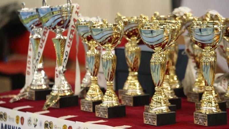 Ο Φίλιππος Αμυνταίου πρώτευσε στο πανελλήνιο πρωτάθλημα ανδρών/γυναικών