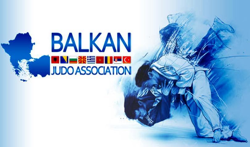 Βαλκανικοί Αγώνες Τζούντο 2019
