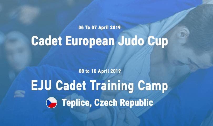 Ευρωπαϊκό Κύπελλο Τζούντο | Τέπλιτσε, Τσεχία