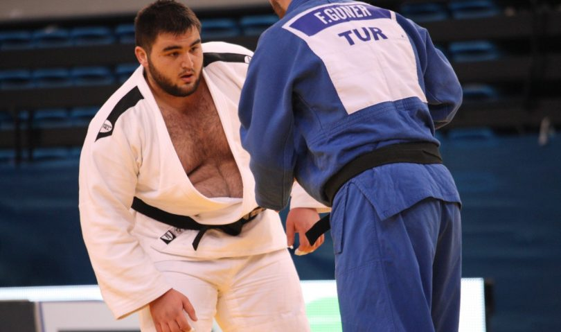 Ο Τσουμήτας το μοναδικό μετάλλιο (ασημένιο) για την Ελλάδα στο Athens Junior European Cup 2019