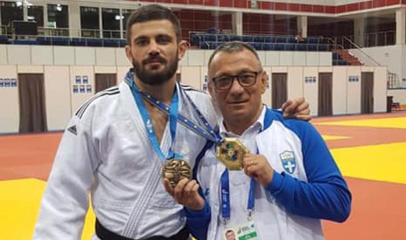 Ευρωπαϊκοί Αγώνες «Μινσκ 2019»: Χάλκινο μετάλλιο ο Αζωίδης στα -73 κιλά
