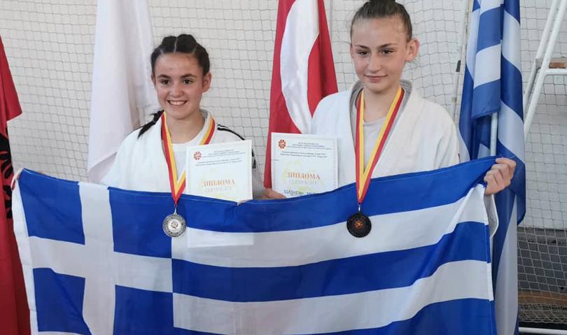 Εννέα μετάλλια για την Ελλάδα στο Βαλκανικό πρωτάθλημα Παίδων Α' – Κορασίδων Α' 2019