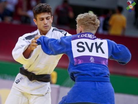 Πέμπτος ο Τοντινίδης στο Ολυμπιακό Φεστιβάλ Ευρωπαϊκής Νεότητας