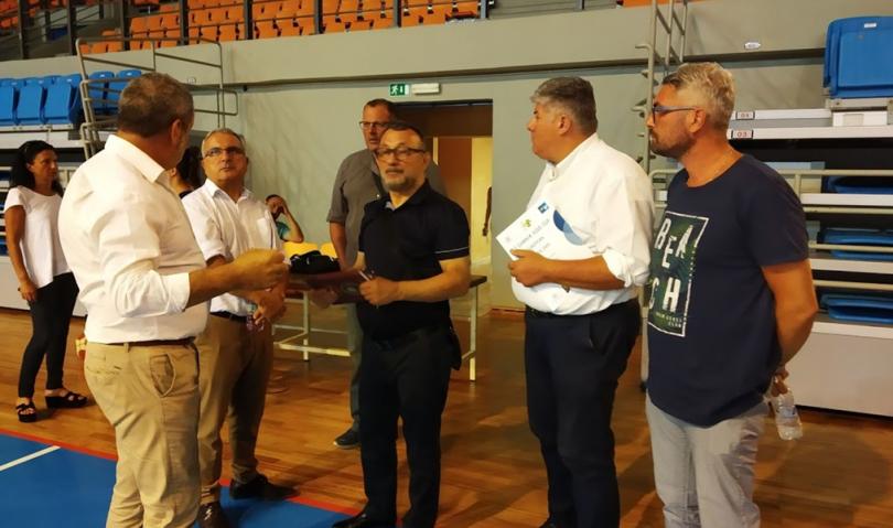 Τσοντάκης στο hjf.gr: «Όλη η κοινωνία των Χανίων, ανυπομονεί για την έναρξη του Ευρωπαϊκού Κυπέλλου»
