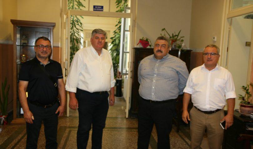 Συνάντηση του Αντιπεριφερειάρχη Χανίων με την ΕΟΤ ενόψει του 1st Chania Cadet European Judo Cup 2019
