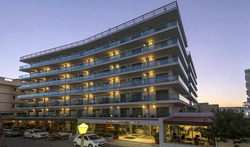 Ανακοίνωση σχετικά με τις κρατήσεις στο MANOUSOS City Hotel