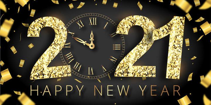 Χρόνια Πολλά και Ευτυχισμένο το Νέο Έτος 2021